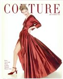 Couture December 1954 Art Print