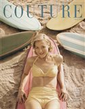 Couture May 1951 Art Print
