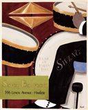 Savoy Ballroom Art Print