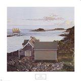 John's Bay, 1984 Art Print