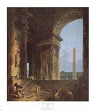 Obelisk, 1787 Art Print