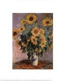 Sunflowers, c.1881 Art Print