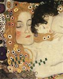 Mother And Child, c. 1905 Art Print