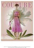 Couture June 1955 Art Print
