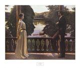 Nordic Summer Evening, 1899-1900 Art Print