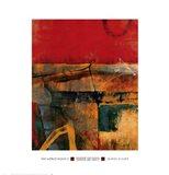 The World Again II Art Print