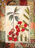 Garden Tropicalismo I Art Print