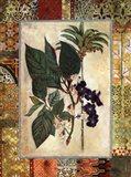Garden Tropicalismo II Art Print