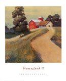 Homestead II Art Print