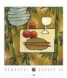 Tropical Repast II Art Print