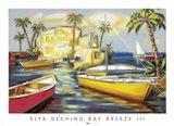 Bay Breeze III Art Print