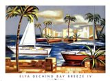 Bay Breeze IV Art Print