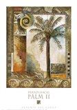 Paradisiacal Palm II Art Print