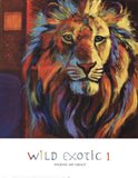 Wild Exotic 1 Art Print