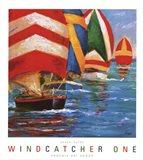 Windcatcher One Art Print