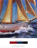 Yacht Club Two Art Print
