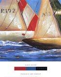 Yacht Club Three Art Print