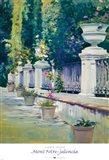 Monte Fotre-jalencia Art Print
