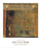 Epic Field Two Art Print