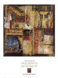 Fragments Of Rome IV Art Print