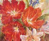 Spring Baroque Art Print