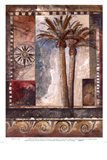Paradisiacal Palm I Art Print