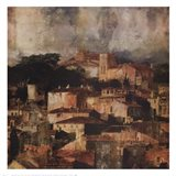 Tuscany Study II Art Print