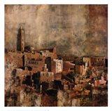 Tuscany Study V Art Print