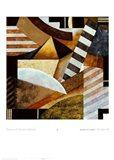 Geometric Forest Art Print