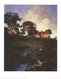 Hunt Farm Art Print