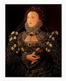 Queen Elizabeth I Art Print