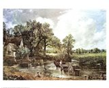 The Haywain Art Print