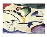Lyric (Man on a Horse) Art Print