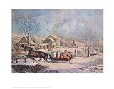 American Farm Scenes No. 4 Art Print