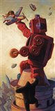 Robo Kong Art Print