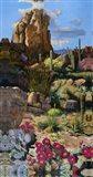 Desert Oasis 1 Art Print