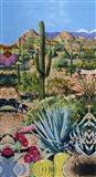 Desert Oasis 2 Art Print