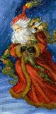 Old World Santa Art Print
