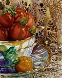 Tomato Party Art Print