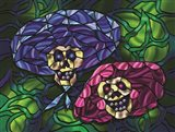 Day of the Dead 4 Art Print