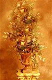 Floral Urn Art Print