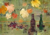 Winery 54 Art Print