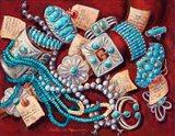 Pawn Jewels Art Print
