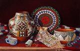 Tribal Art Art Print
