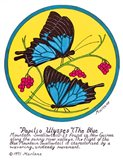 Blue Mountain Swallowtail Art Print