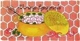 Shrimp Espagnole Art Print