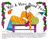 Was A Very Good Year Art Print