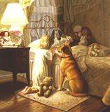 Bedtime Prayer Art Print