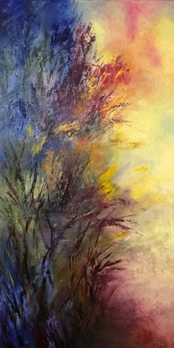 Awakening to the Light Art Print by Pippin