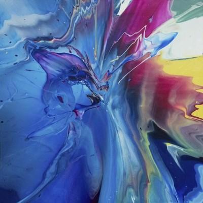 Butterfly Wings II Art Print by Pippin